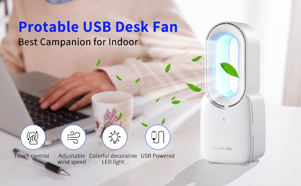 desk fan 11