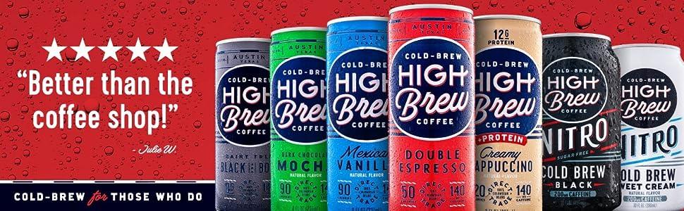 High Brew Cold Brew
