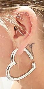 Ear Weight Hook Plugs Dangle