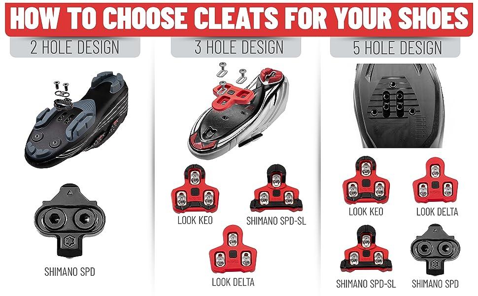 Choosing Cleats
