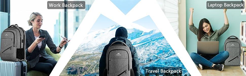 Work Travel Laptop Backpack