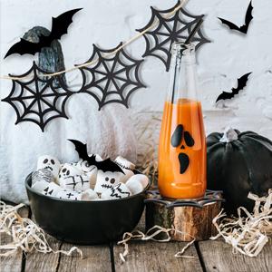 Cool spider web kitchen accessories
