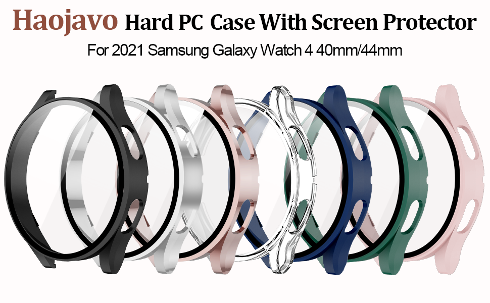 hard pc case for galaxy watch 4