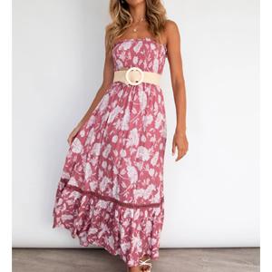 strapless dress for women