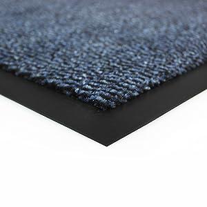 Ultralux low profile multi-use blue doormat