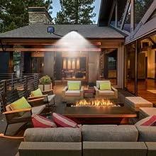 solar porch lights, outdoor garage lights, solar led motion light, solar lights for patio