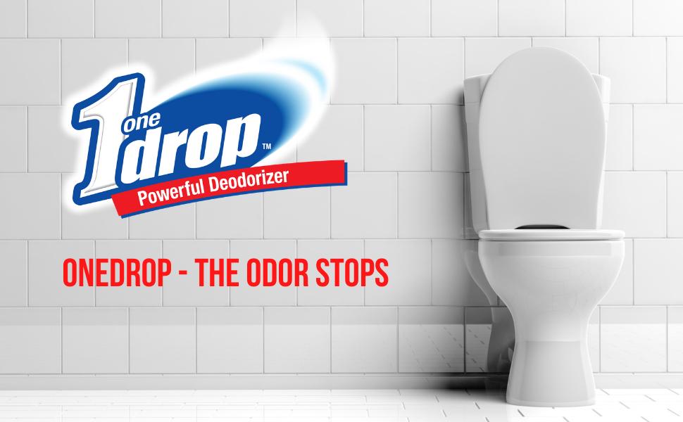 OneDrop - The Odor Stops