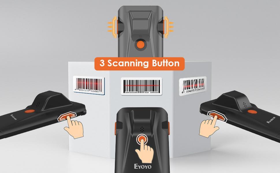 fast scanning speed barcode scanner