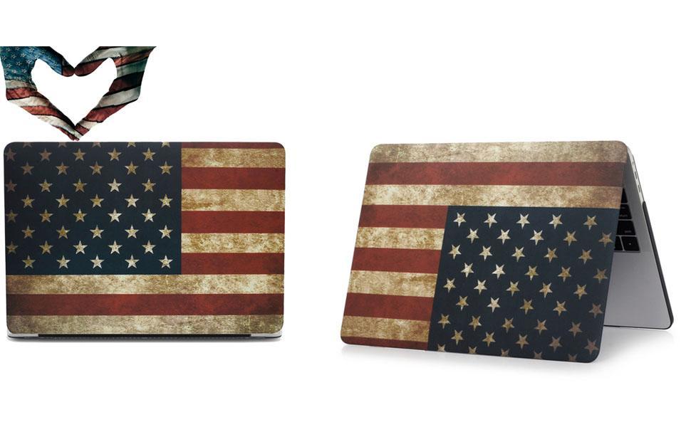 pro 13 pro 15 pro 16 us flag case
