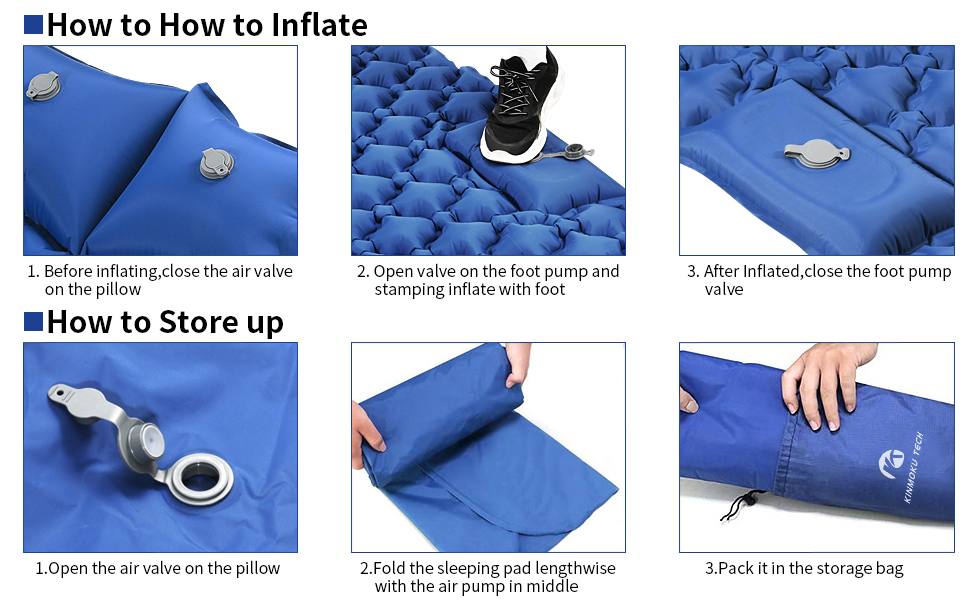 sleeping mat for camping