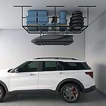 Cargo Box Garage Storage