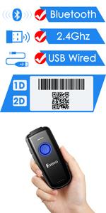 Eyoyo 2d barcode scanner