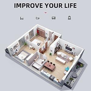 Suitable Place! Bedroom, Kitchen, Bathroom, Balcony
