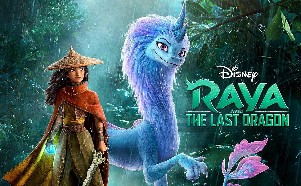 Raya and the Last Dragon Keystone Art