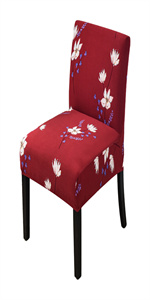 Armless Accent Chair Cover