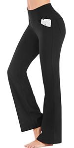 yoga pants for women yoga pants with pockets yoga trousers black trousers womens work wide leg