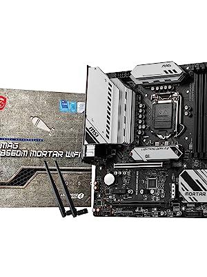 MSI MAG B560 Intel motherboard overclock RGB 10th gen 11th gen