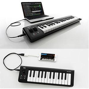 Korg microKEY2-49 - Controlador midi: Amazon.es: Instrumentos ...