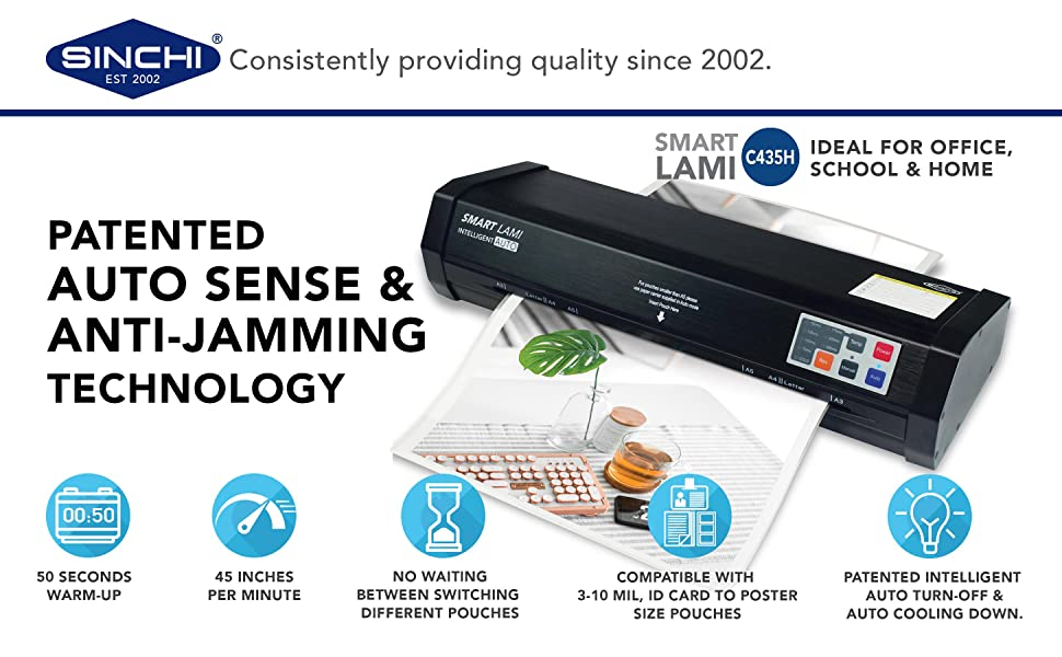 personal laminator machine for office and school