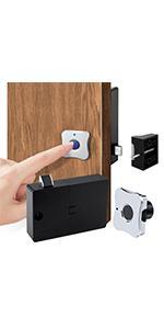Biometric Fingerprint Lock 02