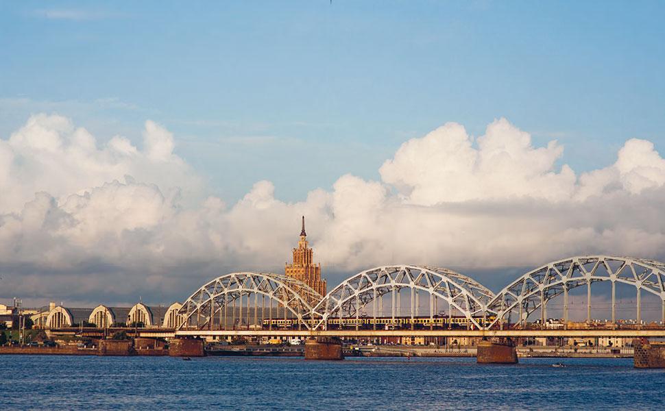 Amber & Rye: A Baltic Food Journey: Estonia • Latvia • Lithuania
