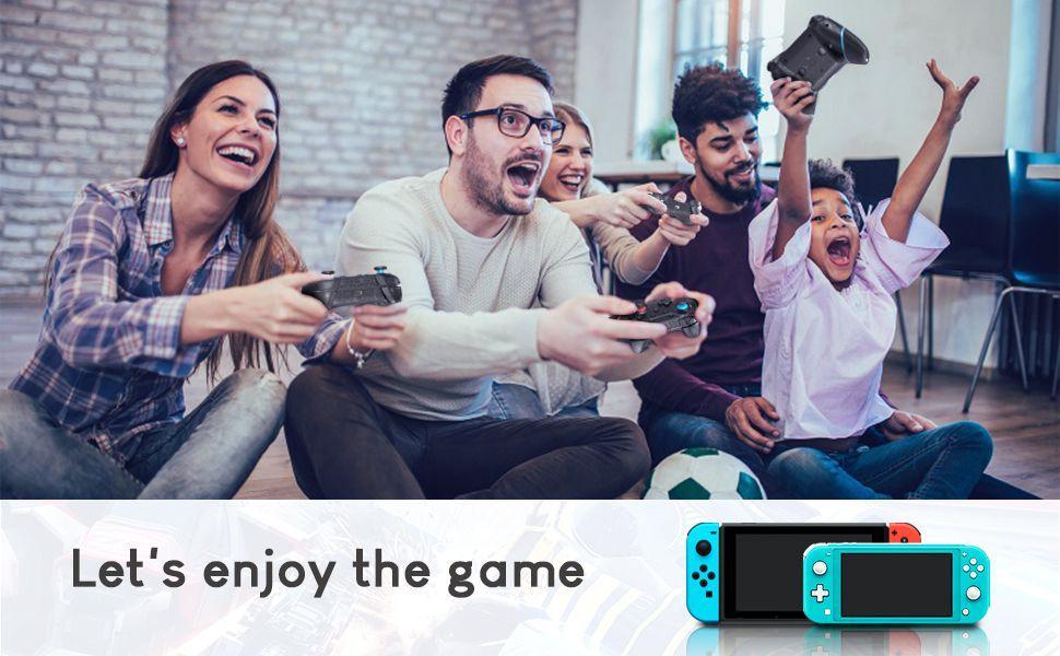 Nintendo Switch/Lite Gamepad Joystick