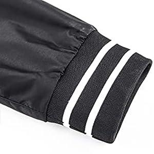 EKLENTSON Bomber Jacket Men Active Flying Light Fashion Coats for Big and Tall