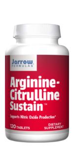 Arginine Citrulline Sustain