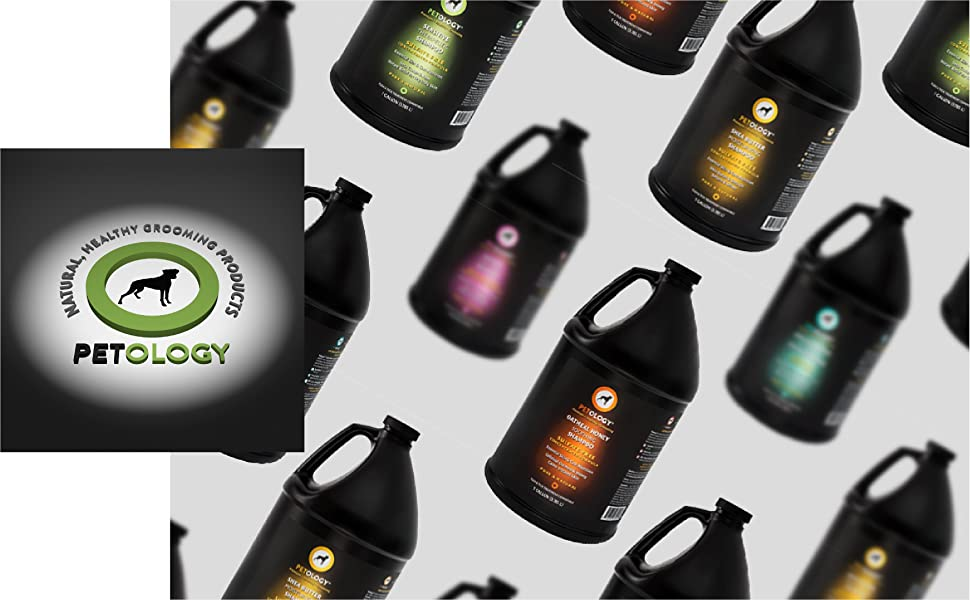 Petology Natural Healthy Grooming Products