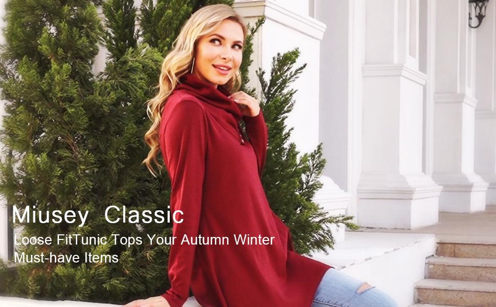 tunic tops for leggings for women