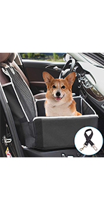 dog front seat cover