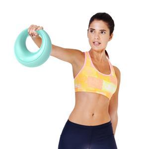 Kettle Bell krachttraining crossfit fitness 1 2 4 6 8 12 16 20 gymnastiek en thuistraining