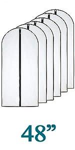 garment bags storage