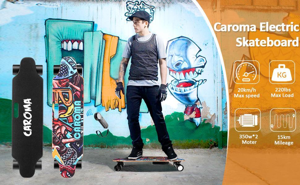 Best electric skateboard under 500