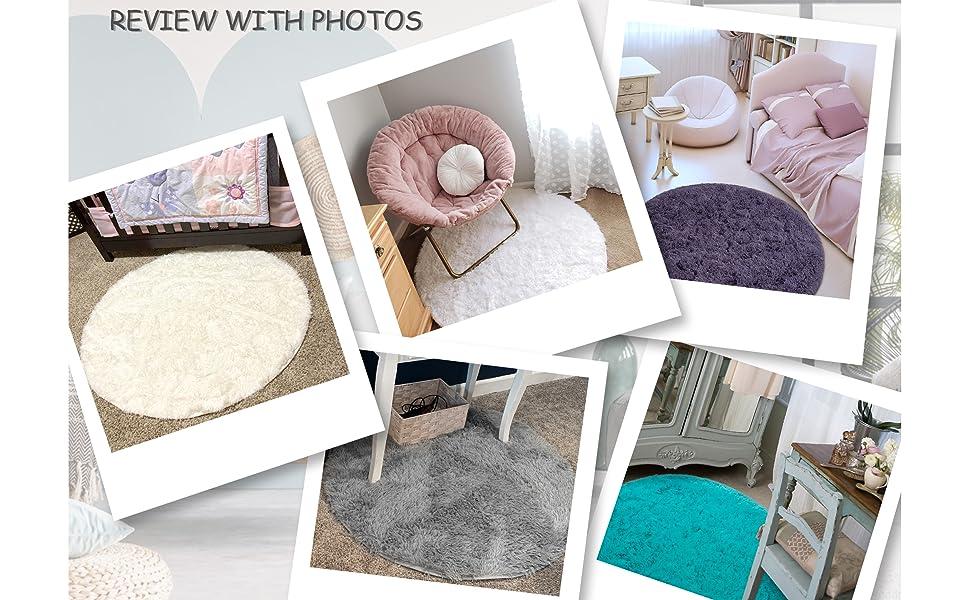 photography decor area rug