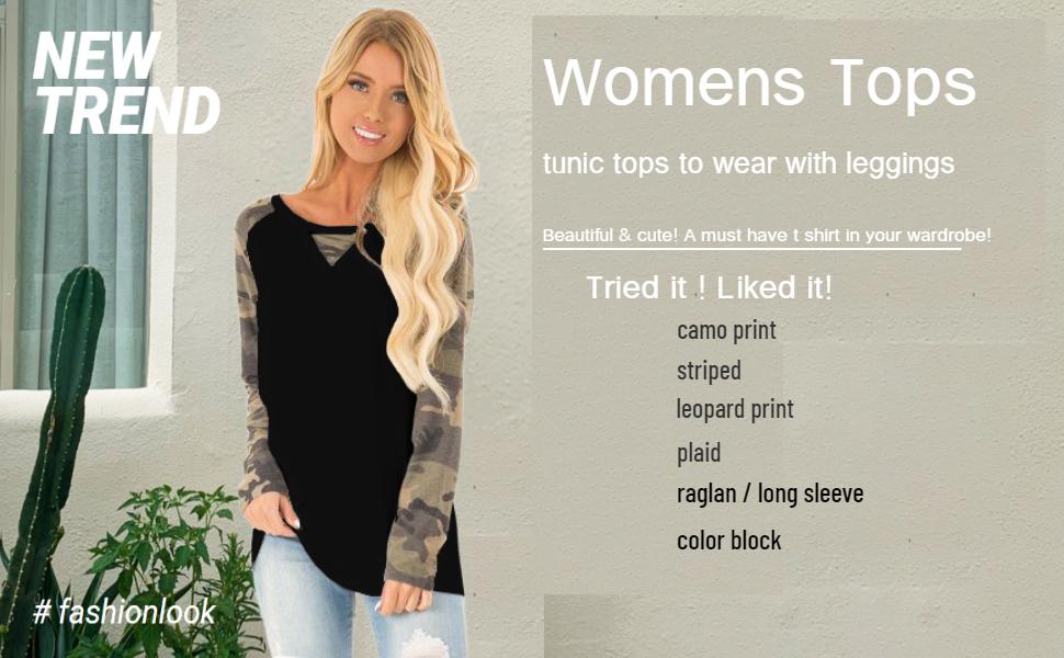 tunic tops to wear with leggings tunic shirts for women t shirts women loose fitting tops