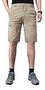 Men's Lightweight Hiking Shorts