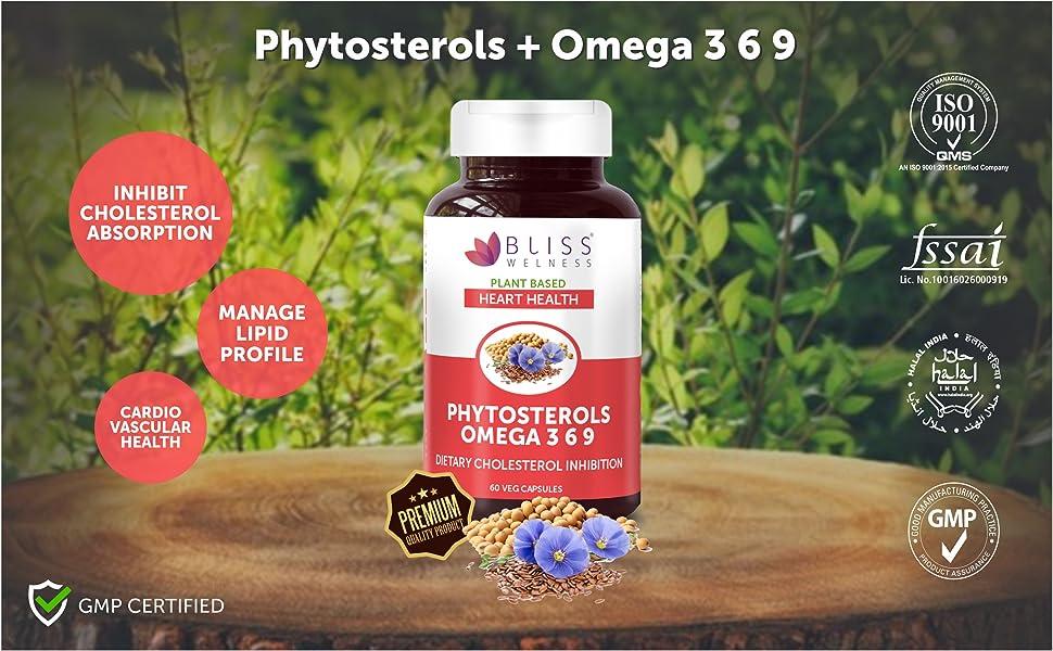 omega 3 6 9 essential fatty acid capsule women men softgel vegan veg flaxseed oil double strength
