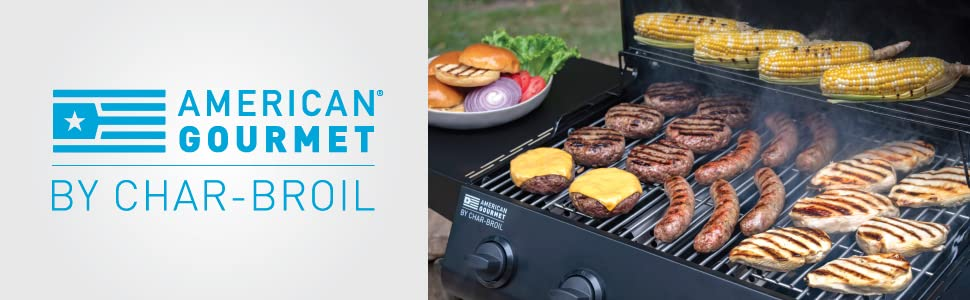 american;gourmet;char;broil;classic;burner;gas;grill;value;cheap;inexpensive;basic;nexgrill;dyna;glo