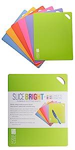 SliceBright Flexible Cutting Mats