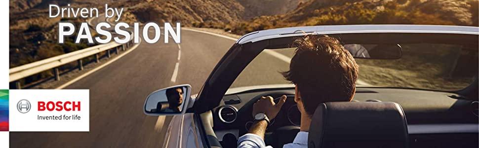 Bosch Auto Parts Driven by Passion Image