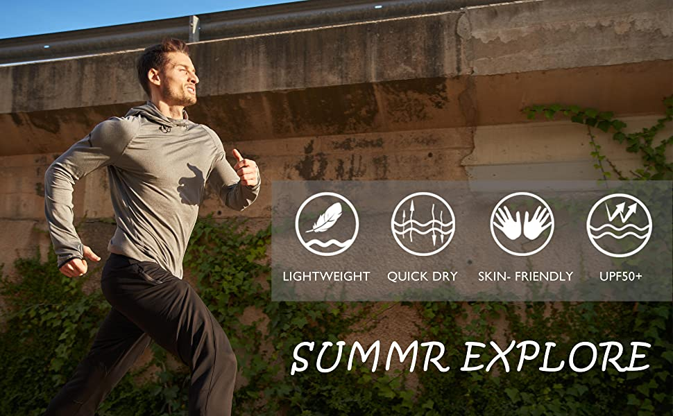 Mens Lightweight Athletic Pants Quick Dry for Outdoor Active