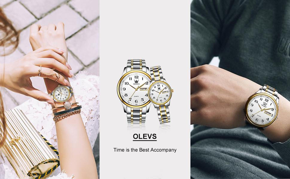 olevs watches