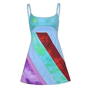 y2k mini dress party clubwear