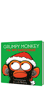 Grumpy Monkey Oh, No! Christmas by Suzanne Lang; Illustrated by Max Lang