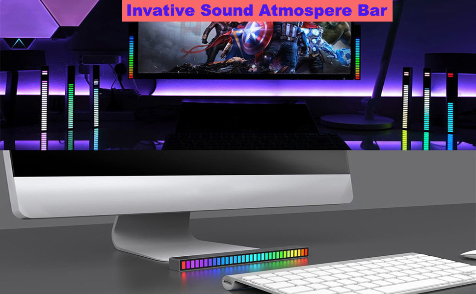 sound bar light