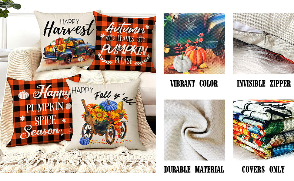 fall pillowcovers