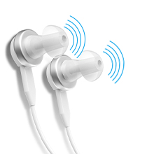 Mini Hearing Aid Amplifier Rechargeable Personal Device for Seniors and Adults aparatos auditivos