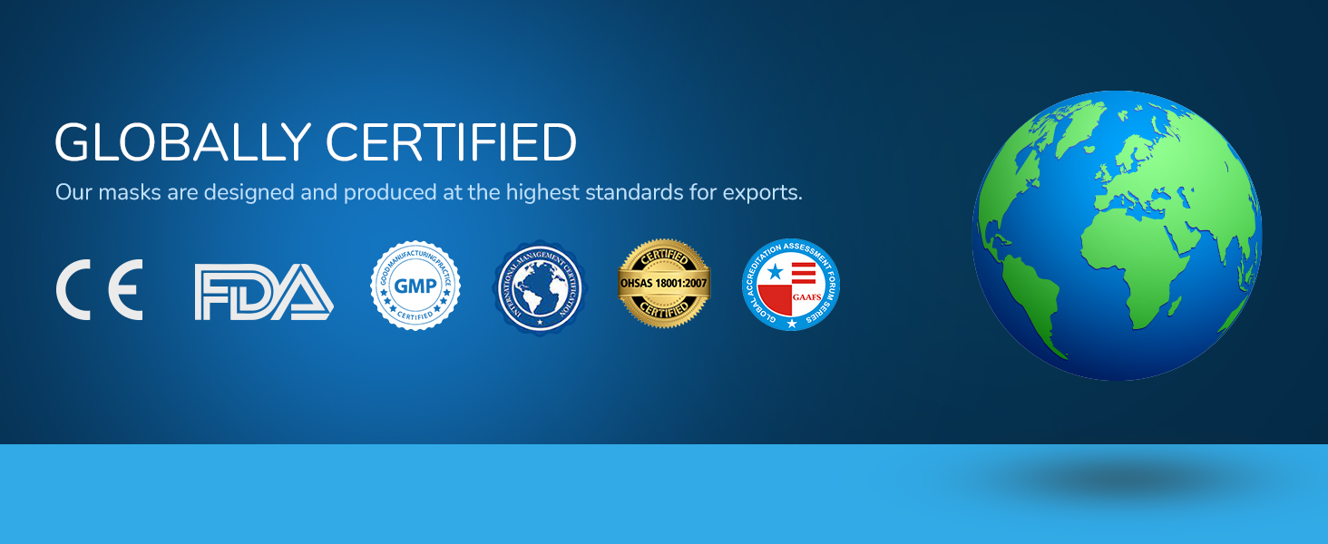 Globally certified