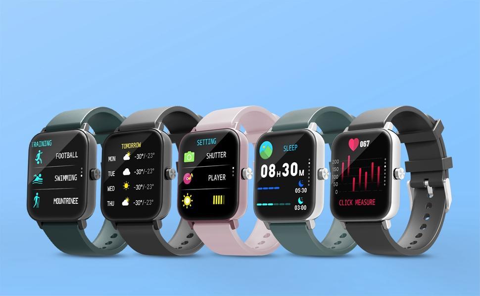 sport smart watch IP68